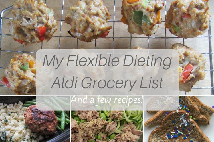 Flexible Dieting Aldi List